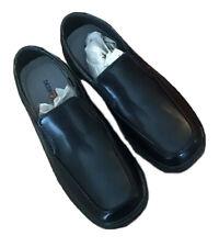 Deer Stags Brian Loafer - Big Boy's Size 6.5M - Black Dress Shoes Formal Church