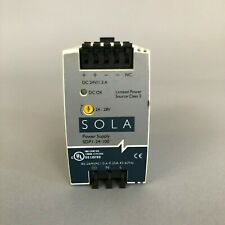 SOLA  24V/1.3A Power Supply SDP1-24-100