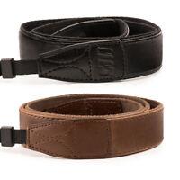 MegaGear SLR, DSLR Leather Shoulder or Neck Strap for DSLR and Compact Cameras