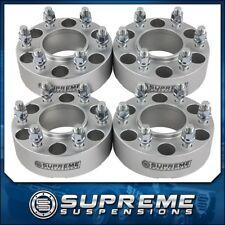 """Wheel Spacers 2000-2007 Toyota Sequoia Tundra 6-Lug 2WD 4WD 1.5"""" Kit Pro 4 Set"""