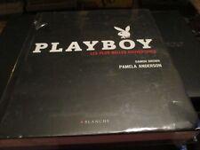 """LIVRE NF """"PLAYBOY : LES PLUS BELLES COUVERTURES"""" Pamela ANDERSON, Marilyn MONROE"""