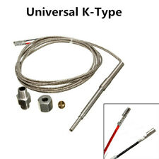 K-Type EGT Thermocouple Temperature Sensors For Exhaust Gas Probe Stainles Steel