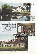 Héliogravure Mouvaux (Nord) Maison de campagne  Architecture 1939