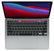 "Apple MacBook Pro with Apple M1 Chip (13.3"" 8GB, 256GB) - Space Gray US Keyboard"