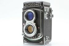 【Exc+++++】 Minolta Autocord III TLR Rokkor 75mm f3.5 Film Camera From Japan