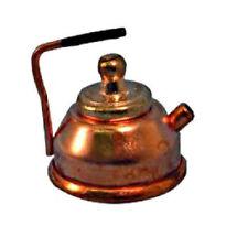 La CASA DELLE BAMBOLE SCALA 1:12 BOLLITORE IN RAME 12th scala DOLLSHOUSE accessori d007