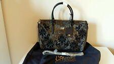 BNWT Cavalli Class Womens Brown/black Colour  Tote Bag From tkmaxx