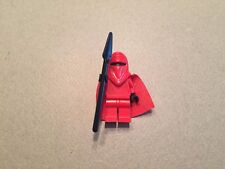 LEGO Star Wars Imperial Royal Guard minifigure w/ Black Hands 6211 7166 minifig