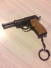 Walther P 38 Porte-clés Keyring.