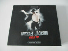 Album 3 CD Michael Jackson KING OF POP The French Fan's Selection Edition...