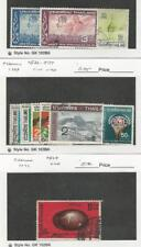Thailand, Postage Stamp, #457-459, 532-537, 627 Used, 1966-72