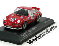 1:43 Minichamps Porsche 911 Carrera RSR 2.8 #63, 24h Le Mans 1973