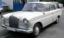 Bonnet Mercedes Benz W110 A1108800157