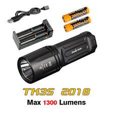 Fenix TK35 2018 Cree XHP35 HI Neutral White LED Flashlight Torch+Battery+Charger