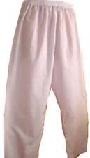 New Childrens Boys Jubbah Throbe Pants, Trousers, Bottoms White - (S,M,L,XL)