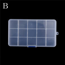 10/15/24 compartiment à fentes rangement plastique boîte réglable conteneurIH