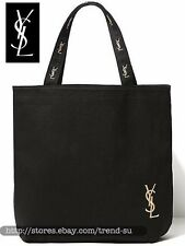 67ebfc67467e Y S L Embroidery LOGO Canvas Shopping Bag Shoulder Bag Tote Bag Handbag