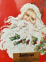 Janlynn ST. NICHOLAS Cross Stitch Kit New/unopened #301902 Christmas Traditions