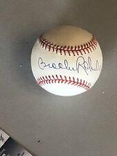 Brooks Robinson Signed Baseball Autographed JSA COA Orioles AUTO