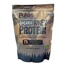 Pulsin organico Siero di Latte Proteine In Polvere 1kg