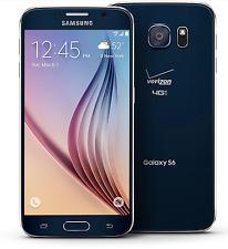New Samsung Galaxy S6 - 32GB - Black Sapphire (Verizon CDMA Unlocked)