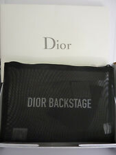 Backstage Dior Large toiletries Cosmetics Makeup Bag cx