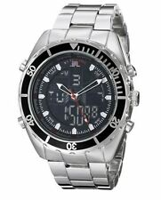 U.S. Polo Assn. Sport Men's US8211 Sterling Silver Watch