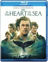 In the Heart of the Sea [New Blu-ray] With DVD, UV/HD Digital Copy, Full Frame