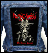 ROTTING CHRIST - Thy Mighty Contract --- Huge Jacket Back Patch Backpatch