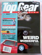 Top Gear Magazine - Issue 05 (Feb 1994) - Alfa Montreal - Renault Alpine A610