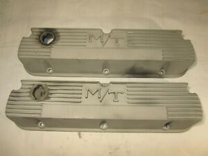 Mickey Thompson MT 103R-55 Valve Covers, Ford 289 302 351w