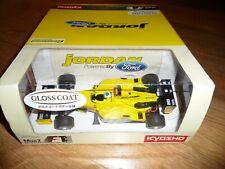 Kyosho Mini-Z F1 2003 Season Jordan Ford [Yellow] Mini Z F1 Readyset - Boxed and