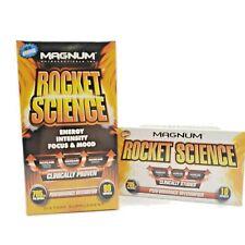 Magnum Nutraceuticals Rocket Science 60 Cap Energy Focus Mood Train Unisex