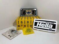Hella Comet 550 Spot Driving Light W/ Cover & H3 Bulb 55w 12v Universal S2u