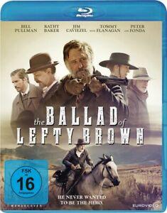 The Ballad of Lefty Brown [Blu-ray/NEU/OVP] fesselnd unkonventioneller Indie-Wes