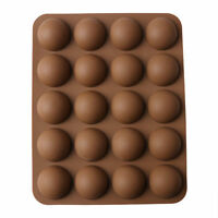 6 Shape Silicone Cake Decorating Moulds Candy Cookies Chocolate Baking Mold Tool