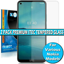 For Nokia 1.4 2.3 2.4 3.4 5.3 5.4 G10 G20 X10 20 Tempered Glass Screen Protector