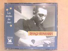 COFFRET 3 CD RARE / DJANGO REINHARDT / ETOILES DU JAZZ / NEUF SOUS CELLO