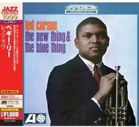 Ted Curson - Curson, Ted : New Thing & the Blue Thing [New CD] UK - Import