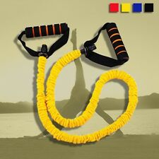 New Resitance Pull Rope Yoga Pilates Exercise Workout Gym Stretch Band