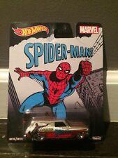 Marvel * '64 Nova Delvery * SPIDER-Man * 2015 Hot Wheels Pop Culture Case D