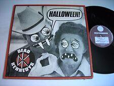 "Dead Kennedys Halloween / Saturday Night Holocaust 1982 45rpm 12"" single VG++"