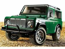 Tamiya Land Rover Defender 90 1/10 Scale Radio Control Plastic Kit Free T48 Post