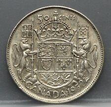 Canada - 50 fifty cents 1952 - KM# 45