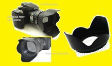 PRO FLOWER LENS HOOD -> DIRECTLY TO CAMERA NIKON COOLPIX P900 P 900