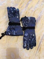 Columbia Omni Tech Ski Gloves - Medium