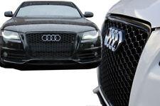 Audi A4 B8 2009-12 Nero Lucido Performance RS4 S LINE Griglia Radiatore