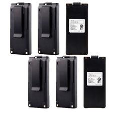 6Pc NEW 7.2V BP-195 BP-196H BP-196R Battery For ICOM IC-A4C IC-F3S IC-F4N IC-40S