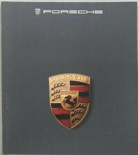 PORSCHE 924 944 911 928 - Prospekt Brochure - 1984 - 40 Seiten - GROSS!