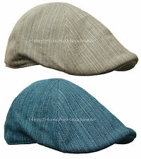 DENIM DUCKBILL IVY CAP COTTON GATSBY NEWSBOY MEN HAT GOLF Driving Flat Cabbie